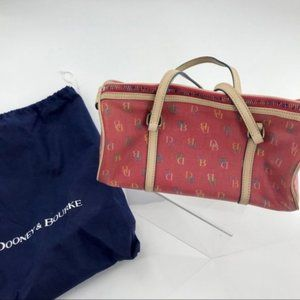Authentic Vintage Dooney & Bourke Leather Bag